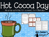 Hot Cocoa Day!