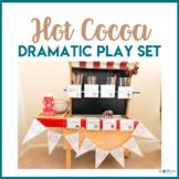 Hot Cocoa Dramatic Play Set
