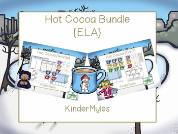 Hot Cocoa {ELA Bundle}