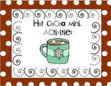 Hot Cocoa Mini-Activities Freebie