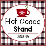 Hot Cocoa Mini Dramatic Play Pack