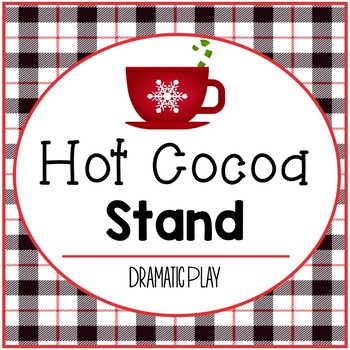 Hot Cocoa Mini Dramatic Play Pack