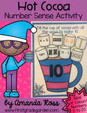 Hot Cocoa Number Sense Activity {Representing Numbers 0-20}