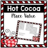 Hot Cocoa Place Value Freebie!
