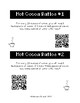 Hot Cocoa Ratio QR Task Cards