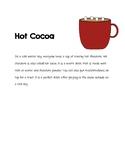 Hot Cocoa Reading & Writing