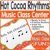 Hot Cocoa Rhythm Station Music Center