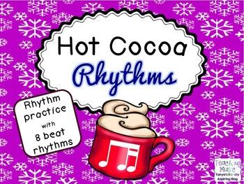 Hot Cocoa Rhythms 1eighth 2sixteenth TiTika/Ti Tiri/Ti Tipi