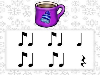 Hot Cocoa Rhythms Sixteenth/Syncopated Note Bundle