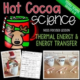 Hot Cocoa Science - Middle School December STEM Activity - Christmas Science
