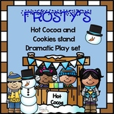 Hot Cocoa Stand Dramatic Play