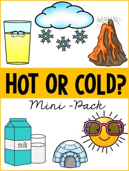 Hot & Cold: Science Mini-Pack!