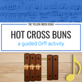 Hot Cross Buns: a guided Orff activity