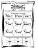Hot Diggity Dog Language Activities : Pronouns
