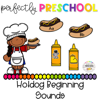 Hot Dog Beginning Sounds