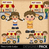 Hot Dog Cart 2