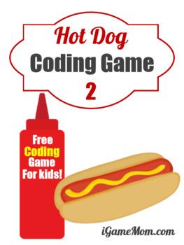 Hot Dog Coding Game 2