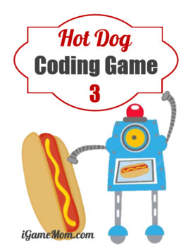 Hot Dog Coding Game 3
