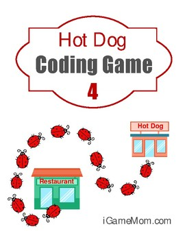 Hot Dog Coding Game 4 - How to Debug