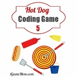 Hot Dog Coding Game 5 - Start from the End
