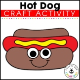 Hot Dog Craft