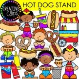 Hot Dog Stand (Hot Dog Clipart)