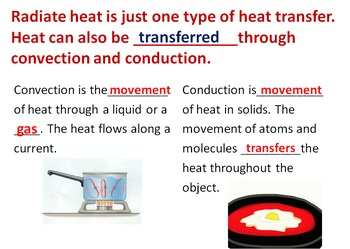 Hot! Hot! Hot! Heat Transfer