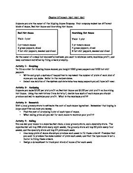 Free Algebra 2 Projects | Teachers Pay Teachers