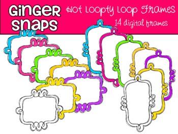 Hot Loopty Loop Frames