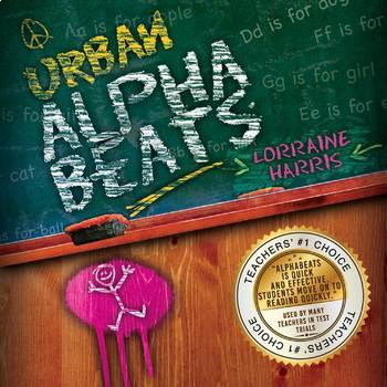 Bestselling Resource: Urban Alphabeats (Sample) - Learn Letter Sounds To Music
