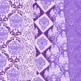 28 Purple Damask Digital Paper patterns ornate scrapbook backgrounds