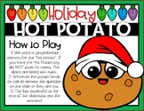 Hot Potato PowerPoint Game: Holiday Version