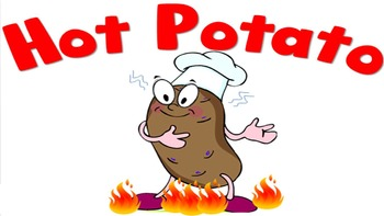 Hot Potato PowerPoint Game Template
