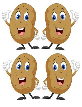 Hot Potato Vocabulary