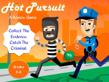 Hot Pursuit: A Review Game