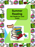 Activity: Summer Reading: Hot Reads for Cool Treats