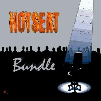 Hot Seat -  3rd  grade (Bundled)  Ice Breaker