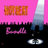 Hot Seat - 5th grade (Bundled) Ice Breaker