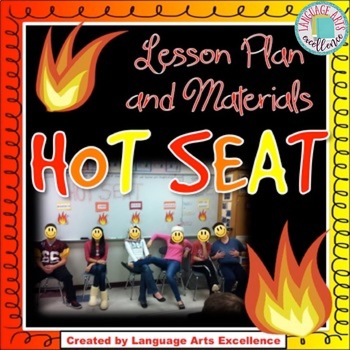 Characters in the Hot Seat!