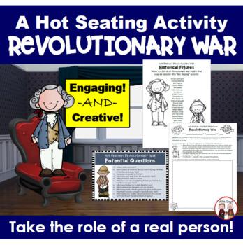 Hot Seating: American Revolutionary War