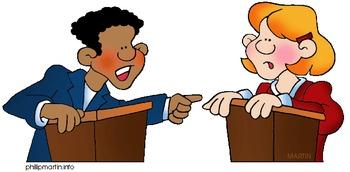 Hot Seats: Introduction to Basic Debating