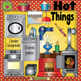 Hot Things ClipArt