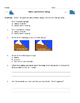 Hot Wheels Speedometry Worksheets for Experiment 1