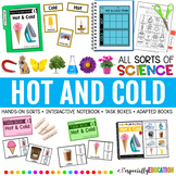 Hot and Cold (All Sorts of Science Series)