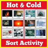 Hot and Cold Sort Activity