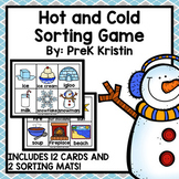 Hot and Cold Sorting Game