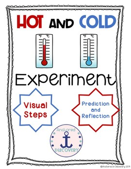 Hot and Cold Visual Experiment