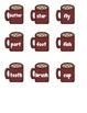 Hot chocolate compound words