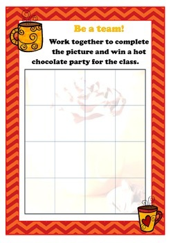 Party themed behaviour reward charts x4