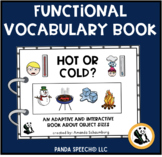 Hot or Cold? An Adaptive and Interactive Book
